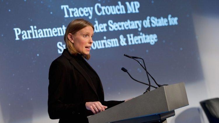 """Tracey Croch estará al frente de la secretaría contra la """"soledad"""""""