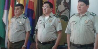 Mario Cata comanda la Policía en Beni