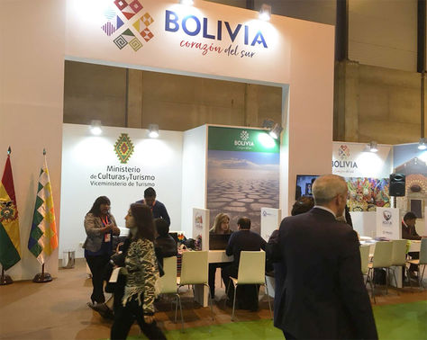 Stand Bolivia