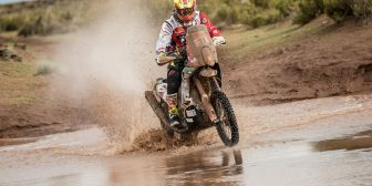 Nosiglia terminó entre los 13 mejores en motos