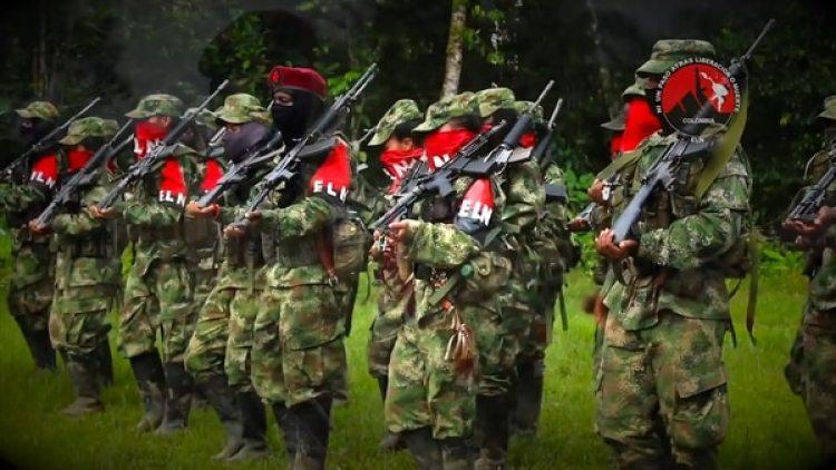 Terroristas del ELN
