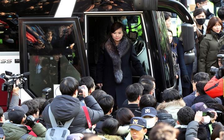 Las jugadoras norcoreanas de hockey llegarán el jueves a Corea del Sur