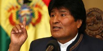 Morales dice que modelo antidroga es ejemplo en el mundo por la participación de sectores sociales