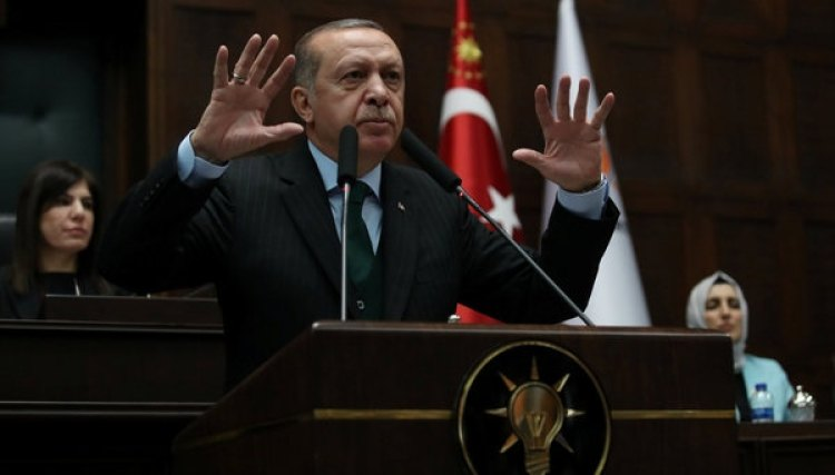 Recep Tayyip Erdogan, presidente de Turquía(Reuters)