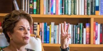 """Dilma Rousseff: """"El juicio a Lula es un nuevo acto del golpe en Brasil"""""""