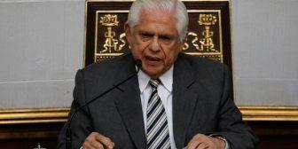 El Presidente del Parlamento venezolano dijo que solo el ente electoral puede convocar a elecciones