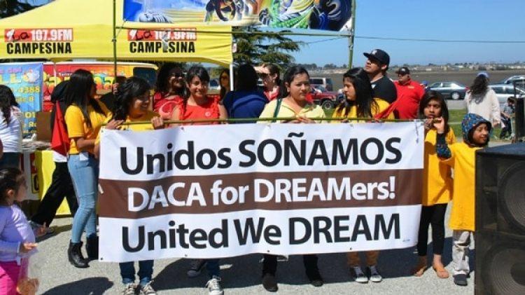 Dreamers afectados por la derogación de DACA
