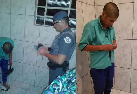 Eliot L. F., uno de los acusados por la muerte de Jesús y Carla, fue capturado en Brasil. Foto:FELCC