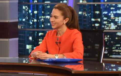 Mariana Prado, ministra de Planificación del Desarrollo.