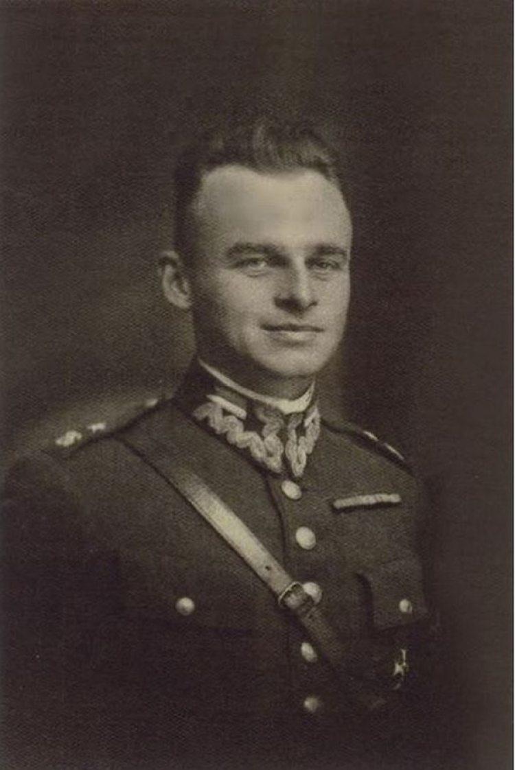 Witold Pilecki, el soldado polaco que logró infiltrarse de Auschwitz, organizar una resistencia y revelar al mundo las atrocidades nazis (Museo Estatal de Auschwitz-Birkenau)