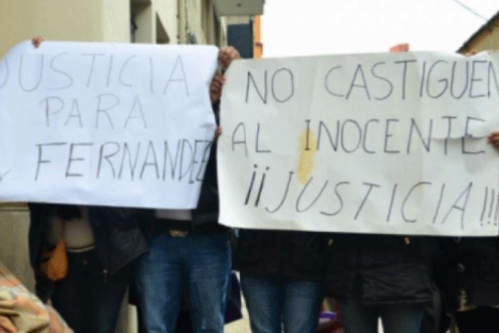 Caso Alexander: Colegio Médico pide indemnización para Fernández