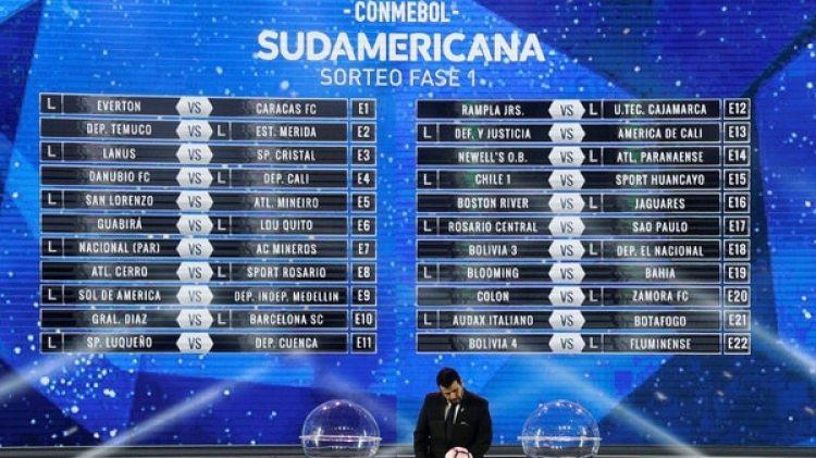 La Copa Sudamericana, uno de los torneos de la Conmebol (REUTERS)