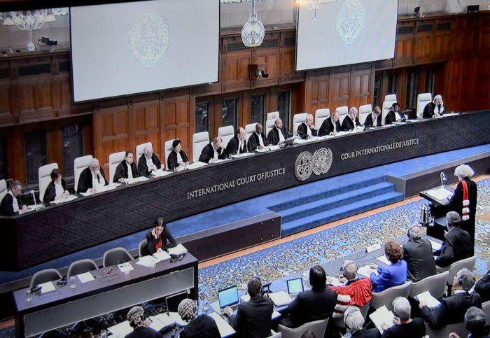 CORTE INTERNACIONAL DE JUSTICIA DE LA HAYA.
