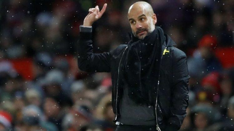 Guardiola llegó al City para la temporada 2016/17 (Reuters)