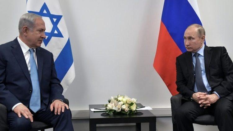 Benjamin Netanyahu viajó a Moscú por el Día Internacional de Conmemoración en Memoria de las Víctimas del Holocausto (REUTERS)