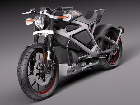 Harley Davidson Electric 1