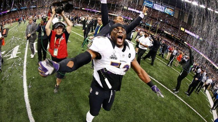 Baltimore Ravens campeones del Super Bowl XLVII (Getty)