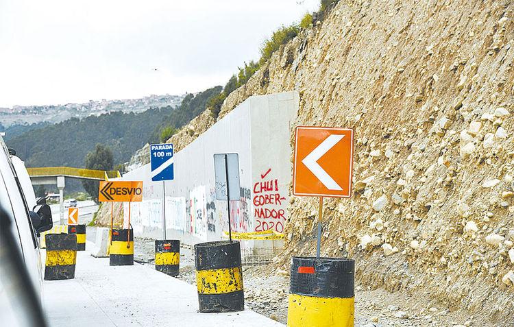 Seguridad. Existe señalización adecuada en varios puntos. Foto: Pedro laguna