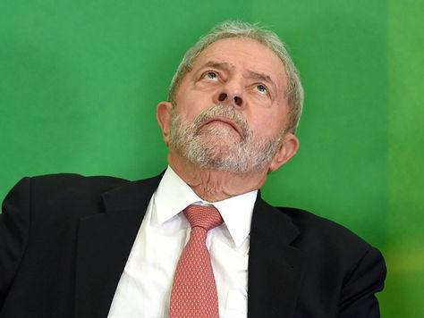 El expresidente de Brasil Inacio Lula da Silva. Foto: Archivo AFP