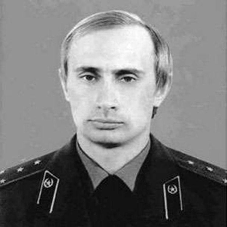 La experiencia de Putin en la KGB marcó de lleno su personalidad y su futura visión geopolítica