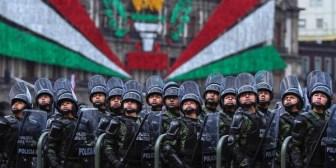 Por primera vez en 11 años, el gobierno mexicano repliega a los militares de la seguridad pública