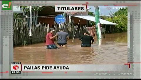 Video titulares de noticias de TV – Bolivia, mediodía del sábado 6 de enero de 2018