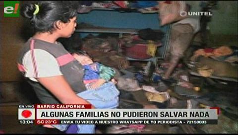 Federación de Campesinos pide ayuda para 6000 familias afectadas por inundación