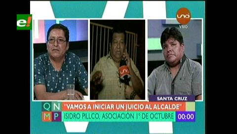 Gremialistas anuncian demanda contra Percy Fernández por agresiones verbales