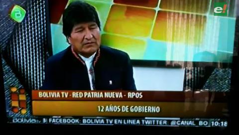 Evo Morales dice que se abroga el nuevo Código Penal