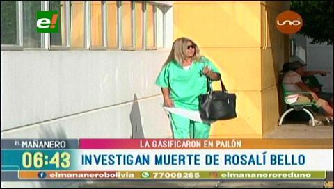 Fiscalía investiga muerte de mujer en gasificación en Puerto Pailas