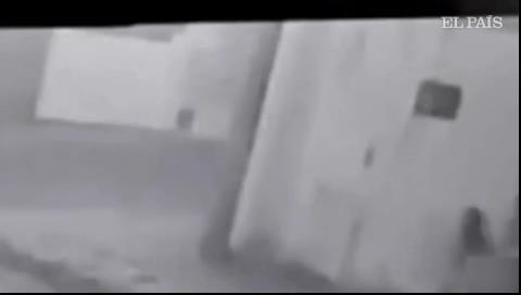 Argentina: Vídeo muestra a una joven en el lugar donde Nahir Galarza asesinó a su novio