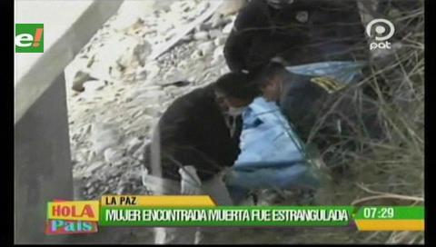 La Paz: Hallan el cadáver de una mujer en un yute en el sur de la ciudad