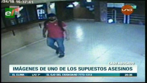 Imagen del supuesto asesino de Julio César Herrera