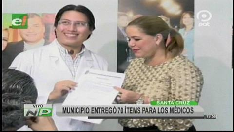 Santa Cruz: 70 ítems frenan paro médico