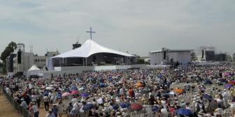 El papa Francisco se despide de Perú con una multitudinaria misa en Lima (EN VIVO)