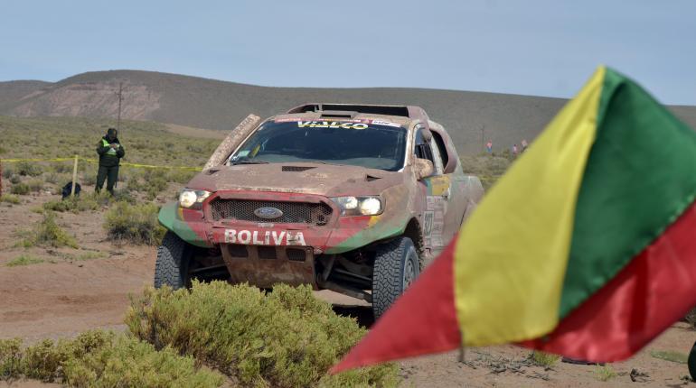Se canceló la etapa de mañana del Dakar por el mal tiempo