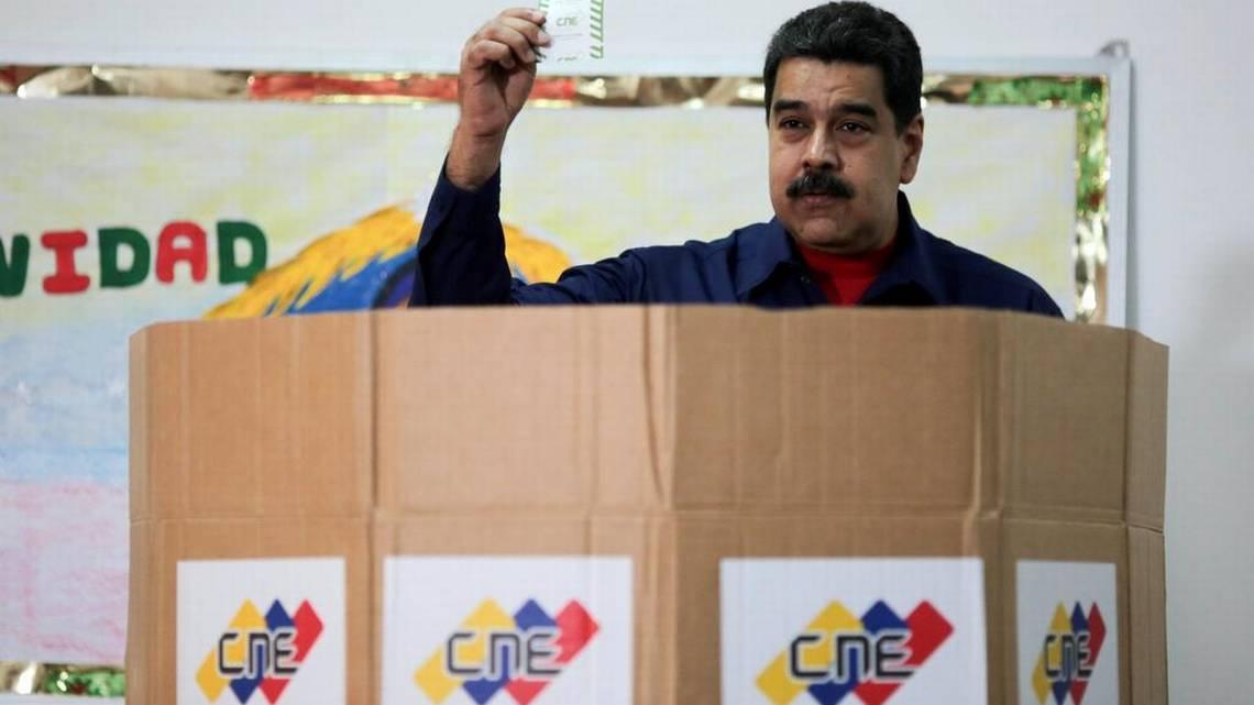Gobierno venezolano y oposición firman acta sobre avance de acuerdo
