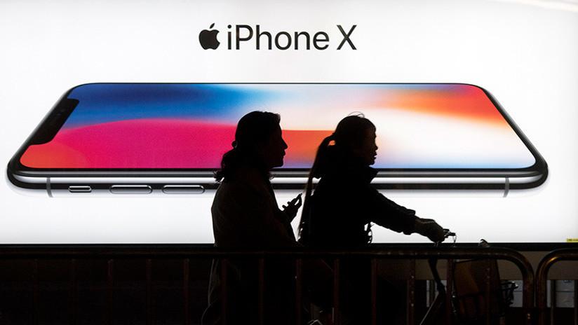 El iPhone X impide atender las llamadas entrantes — Otra falla