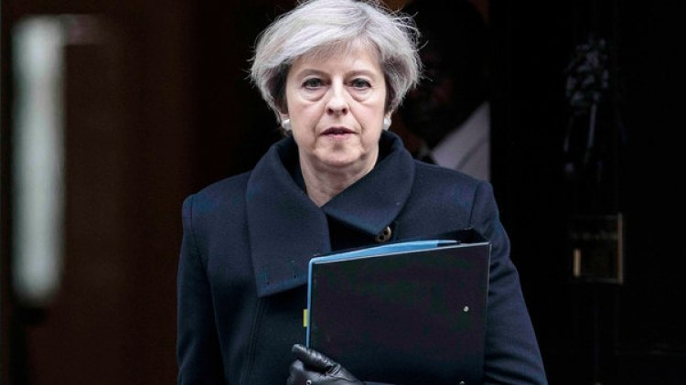 Theresa May, primera ministra del Reino Unido (Reuters)