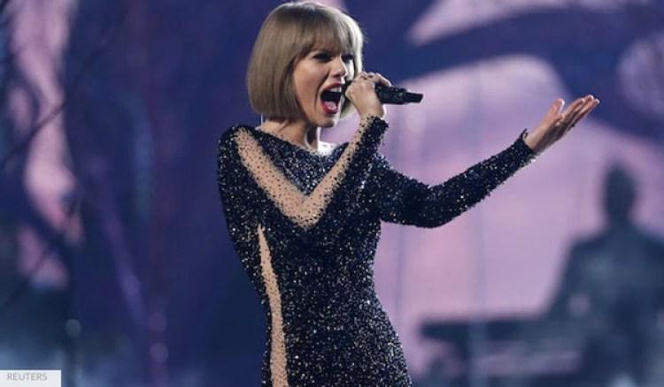Taylor es vecina de otros famosos como el comediante Aziz Asnari. (Reuters)