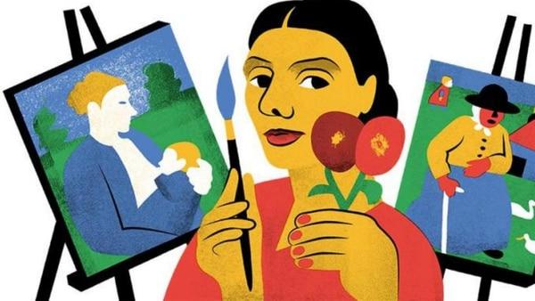 Paula Modersohn-Becker, la pintora alemana que Google homenajeó