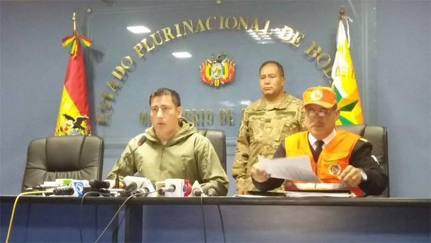 COEN reporta 8 mil familias afectadas y 86 damnificadas
