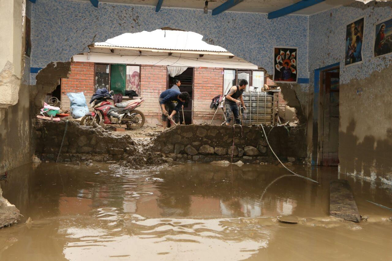 Resultado de imagen para desastre en tiquipaya