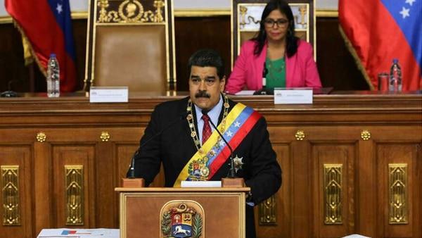 Parlamento europeo votará este jueves para ampliar sanciones contra Venezuela — Injerencia