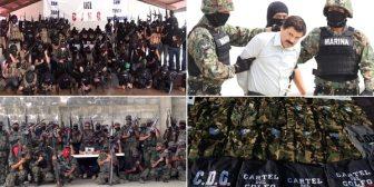 Los cárteles que se disputan el control del narcotráfico en Ciudad de México
