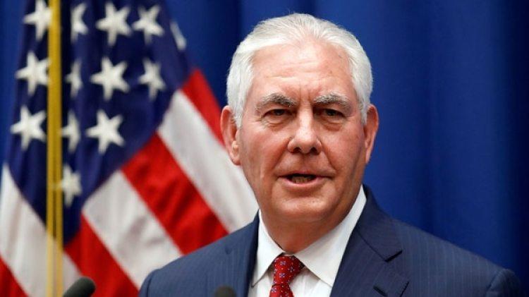 El secretario de Estado de EEUU, Rex Tillerson (Reuters)