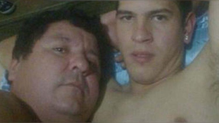 Laimagen que inició la polémica del clubRubio Ñu de Luque