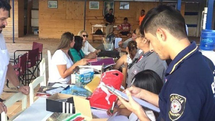 La Policía allanó la sede del club Rubio Ñu de Luque para investigar los posibles delitos que esconde el escándalo sexual