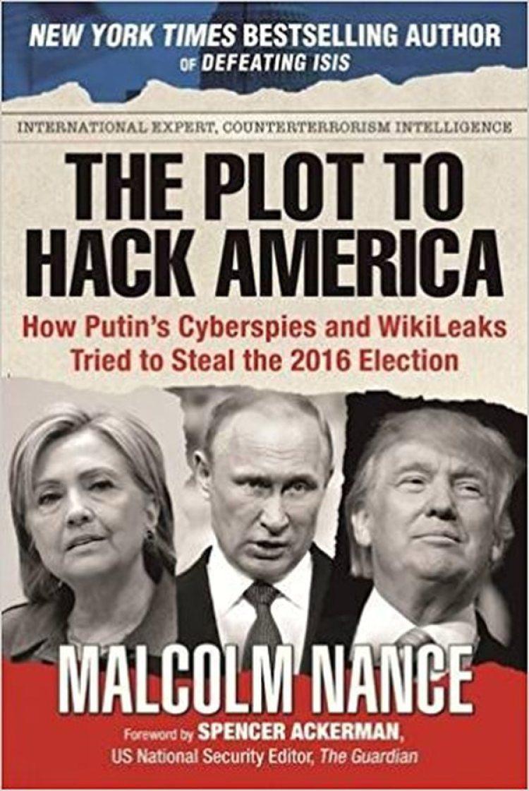 El libro anticipó las investigaciones del RusiaGate.
