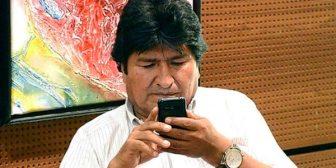 """El sindicato de cocaleros prepara un """"ejército cibernauta"""" para """"garantizar"""" un cuarto mandato de Evo Morales"""